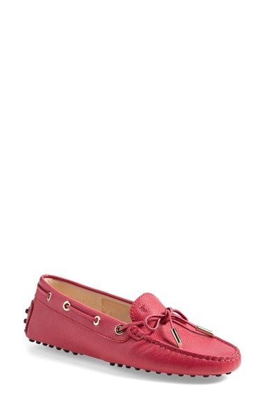 Women's Tod's 'Gommini' Moccasin