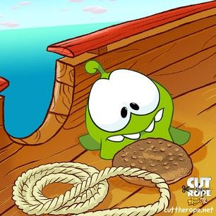 Pin On Official Cut The Rope Artwork