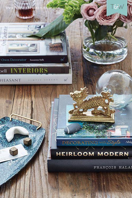 Coffee Table Books | Coffee table books, Decorating coffee ...