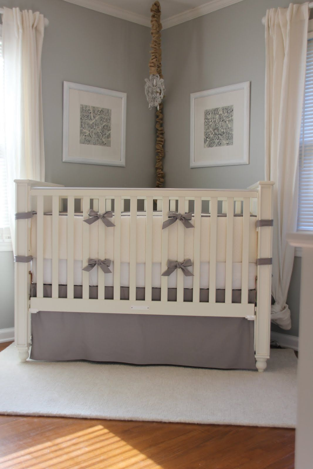 Bedroom painted benjamin moore stonington gray the wall color is