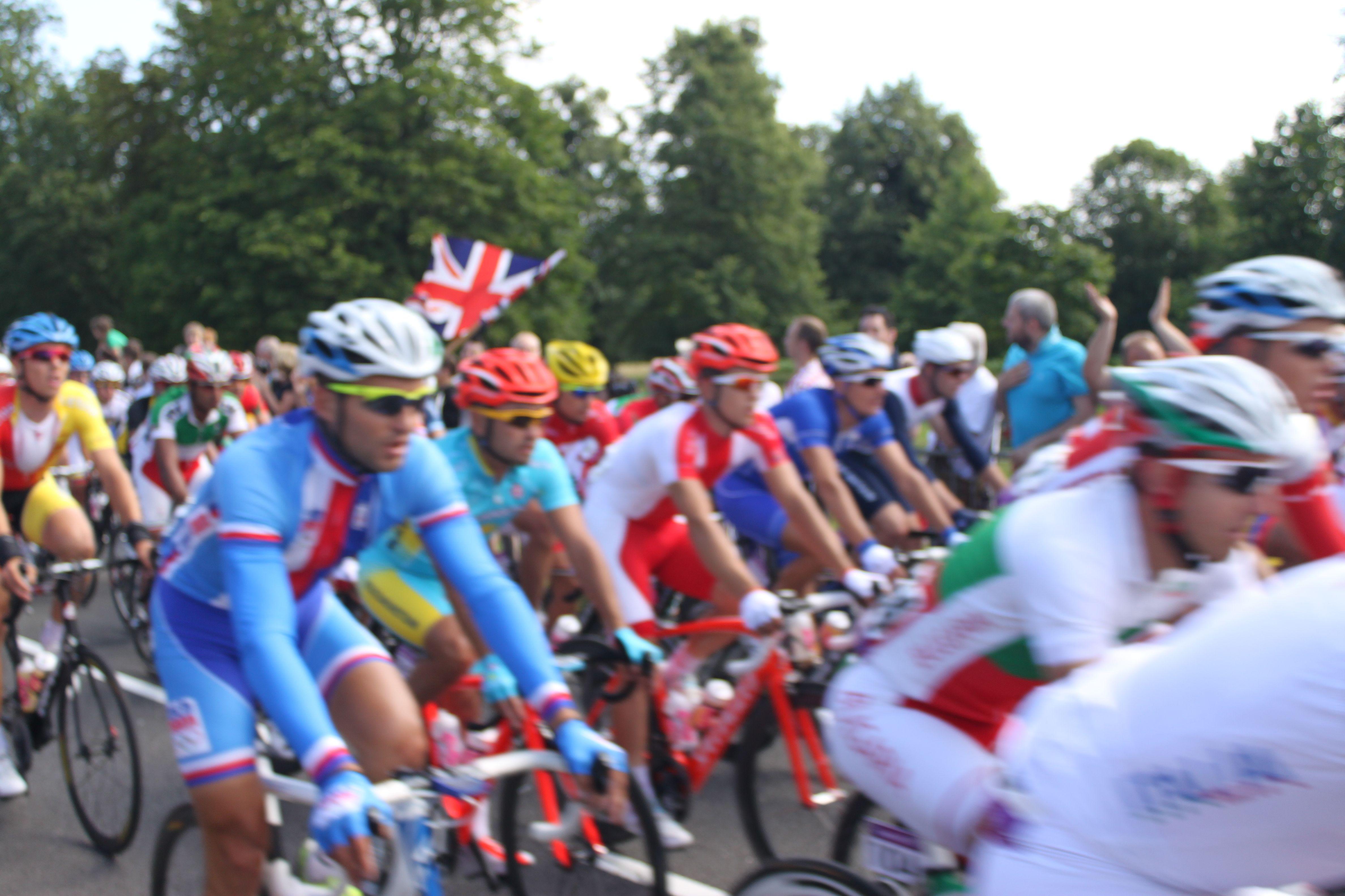 Hampton Court Olympics 2012