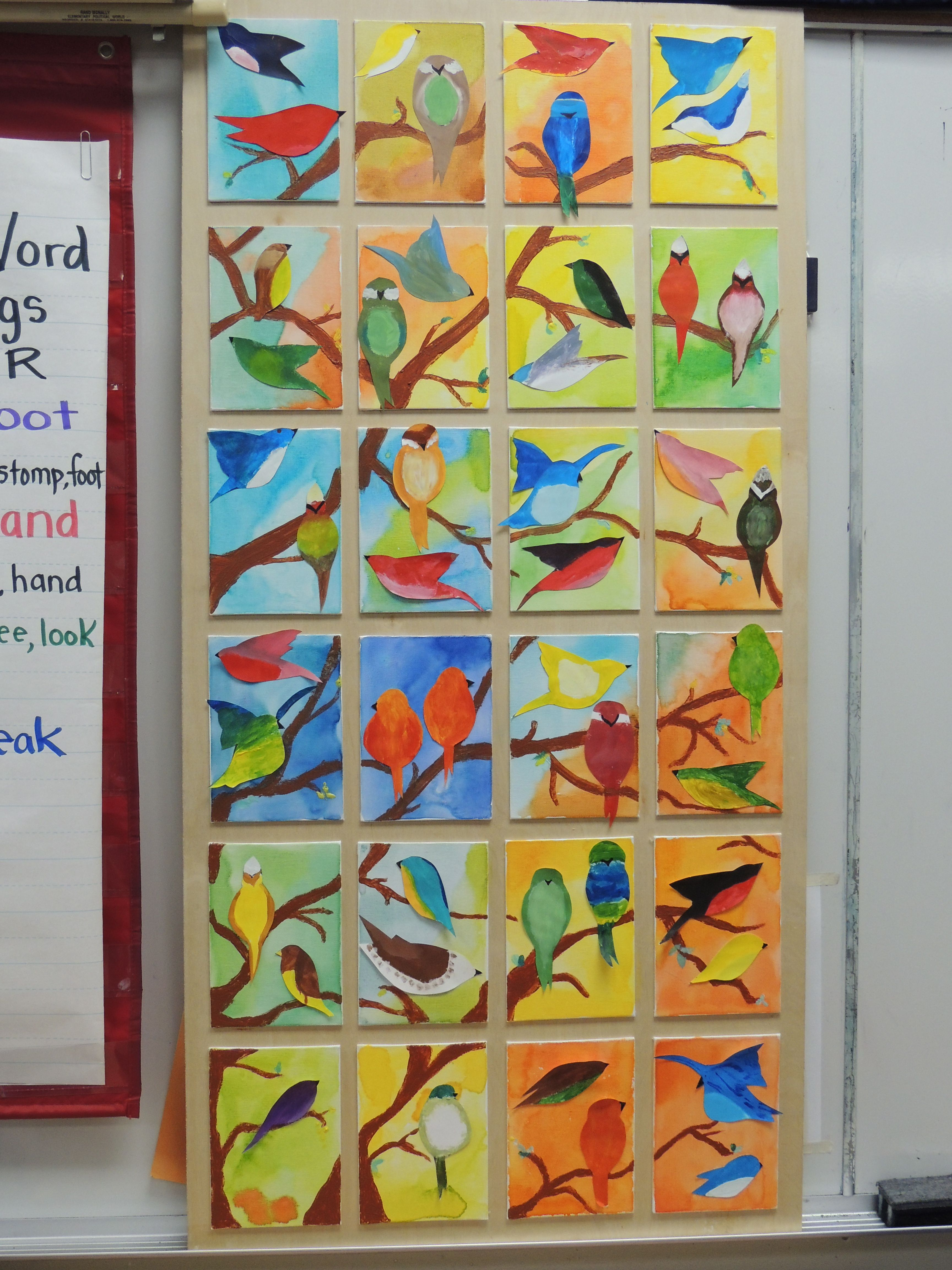 Auction Art   The Amazing Classroom Art For The