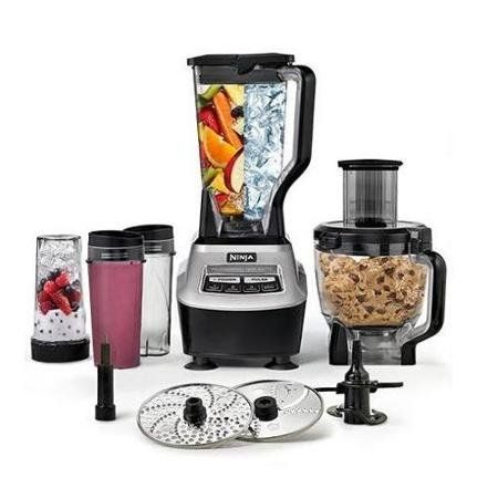 Exceptional Ninja Mega Kitchen System 1500 Food Processor Blender BL773CO | Recetas |  Pinterest | Smoothies, Food And Food Processor Reviews Idea