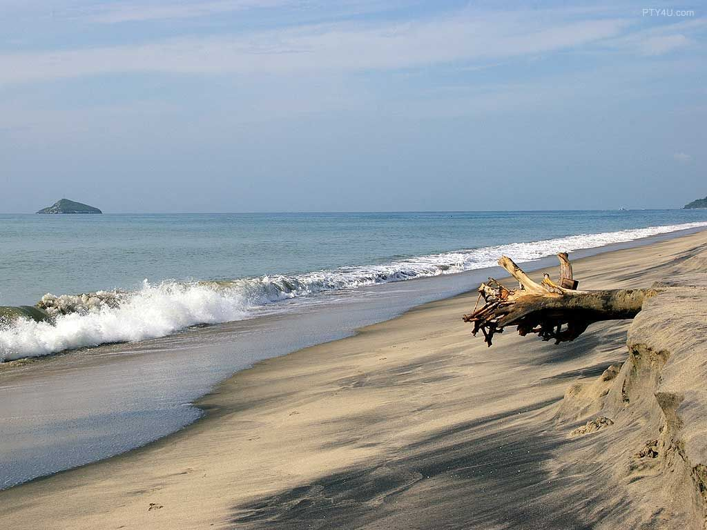 Santa Clara Beach My Homeland Panama Pinterest Ventura California Beckons You