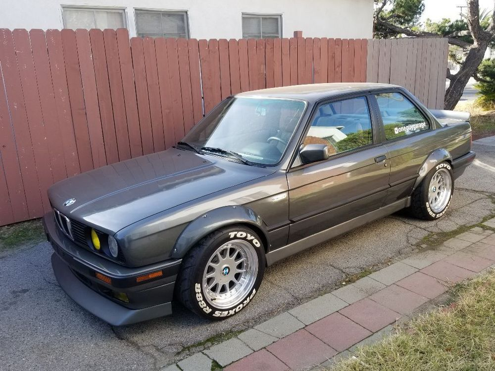 1988 Bmw 3 Series E30 Bmw 325 Bmw Bmw 3 Series Bmw 325