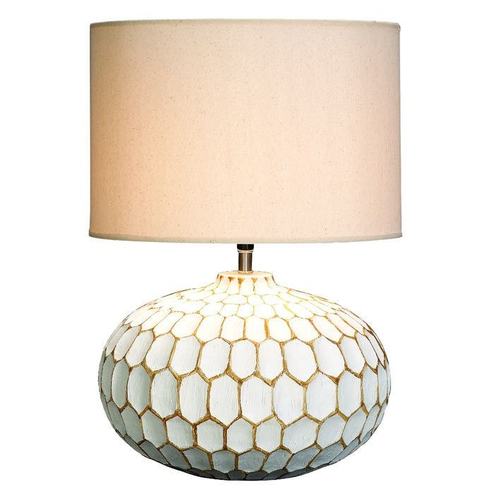 Allier Honeycomb Table Lamp Light Up My Life Pinterest Home