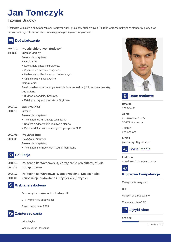 List motywacyjny i CV inżynier wzór i 6 skutecznych