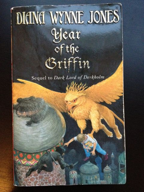 Year Of The Griffin 2000 Harpertrophy Edition 2001 Received From
