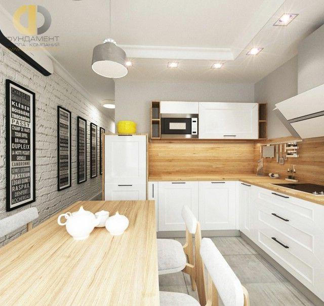 Дизайн кухни 9 кв. м (28 фото). Новинки 2016-2017 - https ...