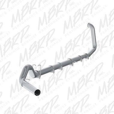 "MBRP 5"""" PLM. Series Turbo-Back Exhaust System (99-03 Powerstroke)"
