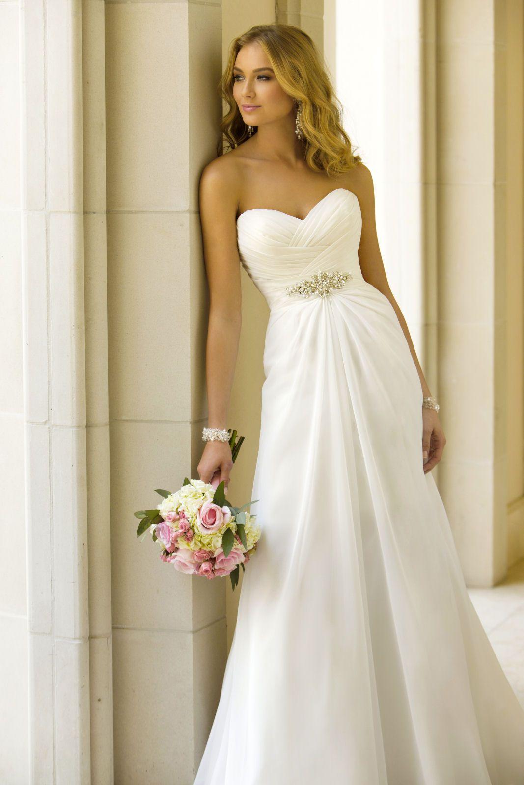 Nice dresses for wedding   from Stella York via hitched Bridalwear  val wedding