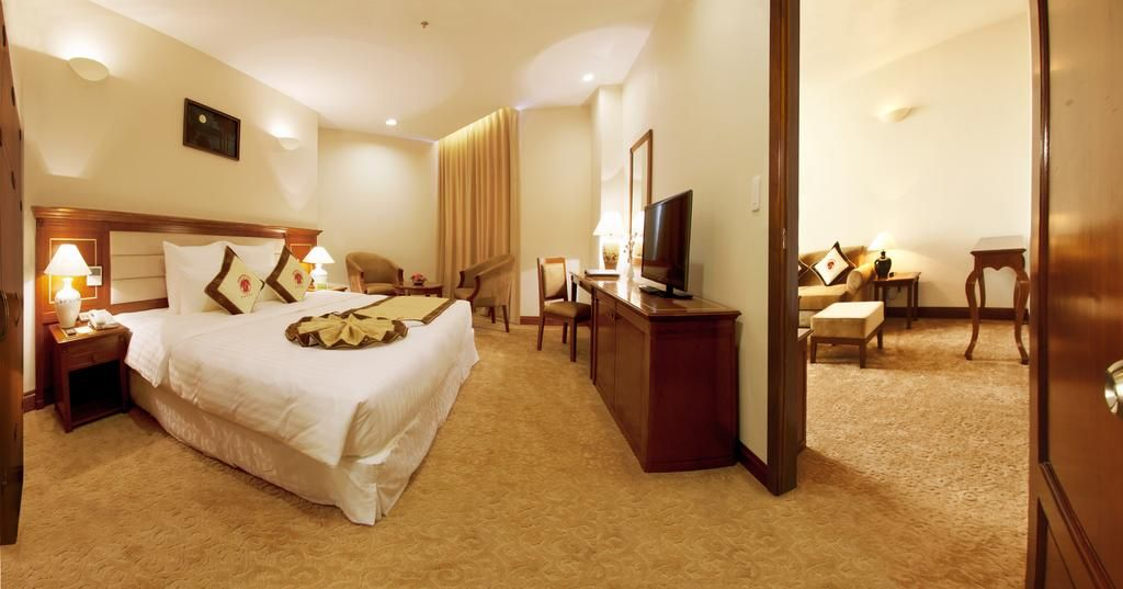 Golden Crown Hotel Ho Chi Minh Vietnam Discount Rates