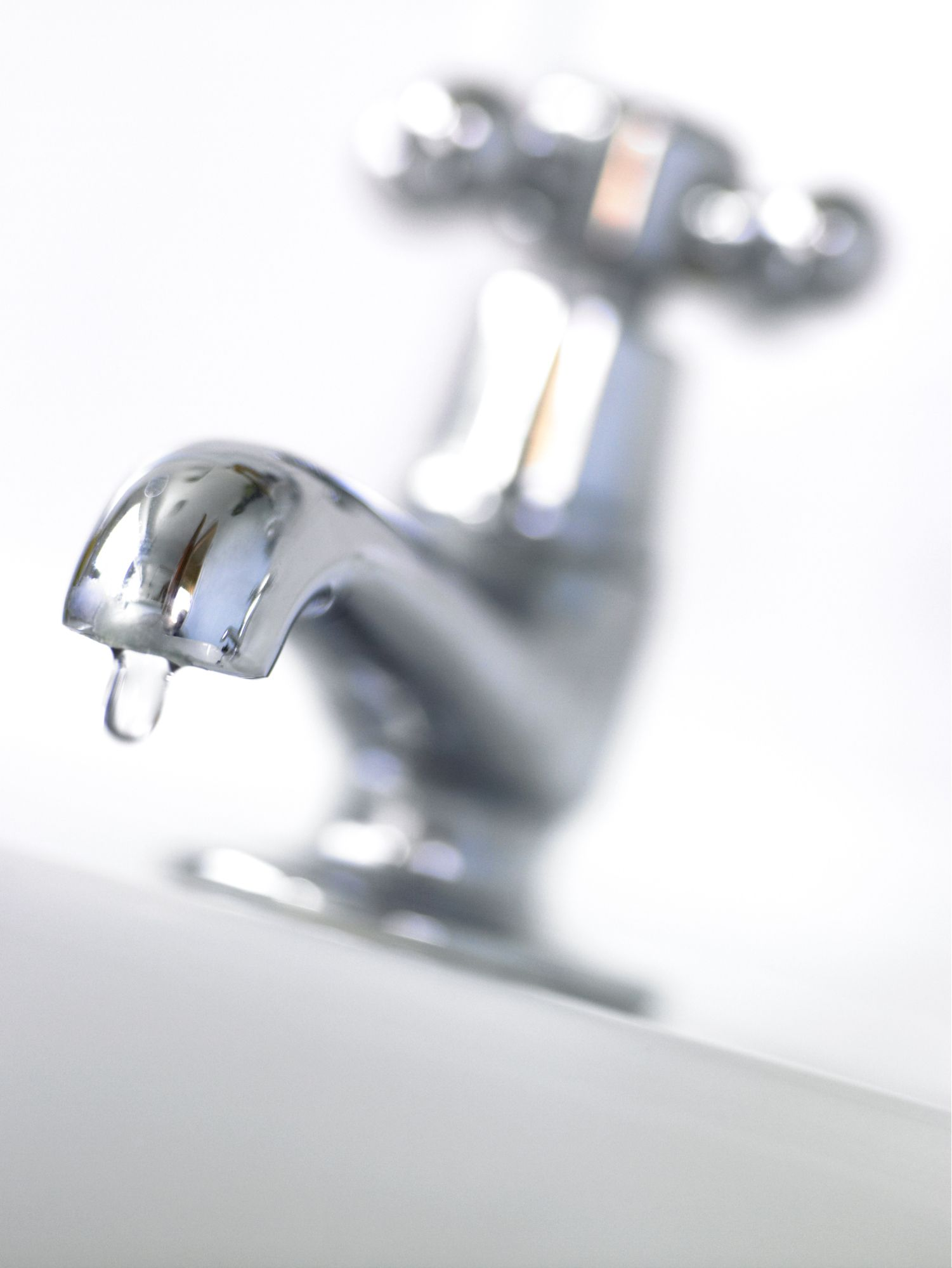 How To Increase Water Pressure In An Upstairs Bathroom Brushed Nickel Faucet Faucet Dripping Faucet