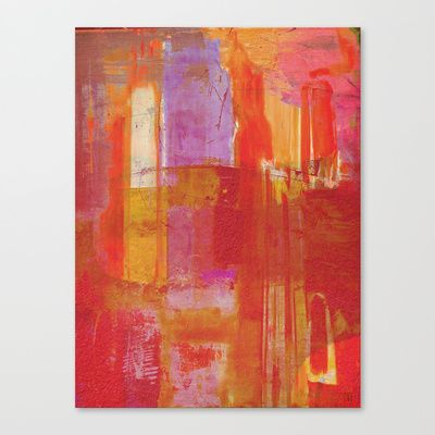 Compulsive Canvas Print by Fernando Vieira