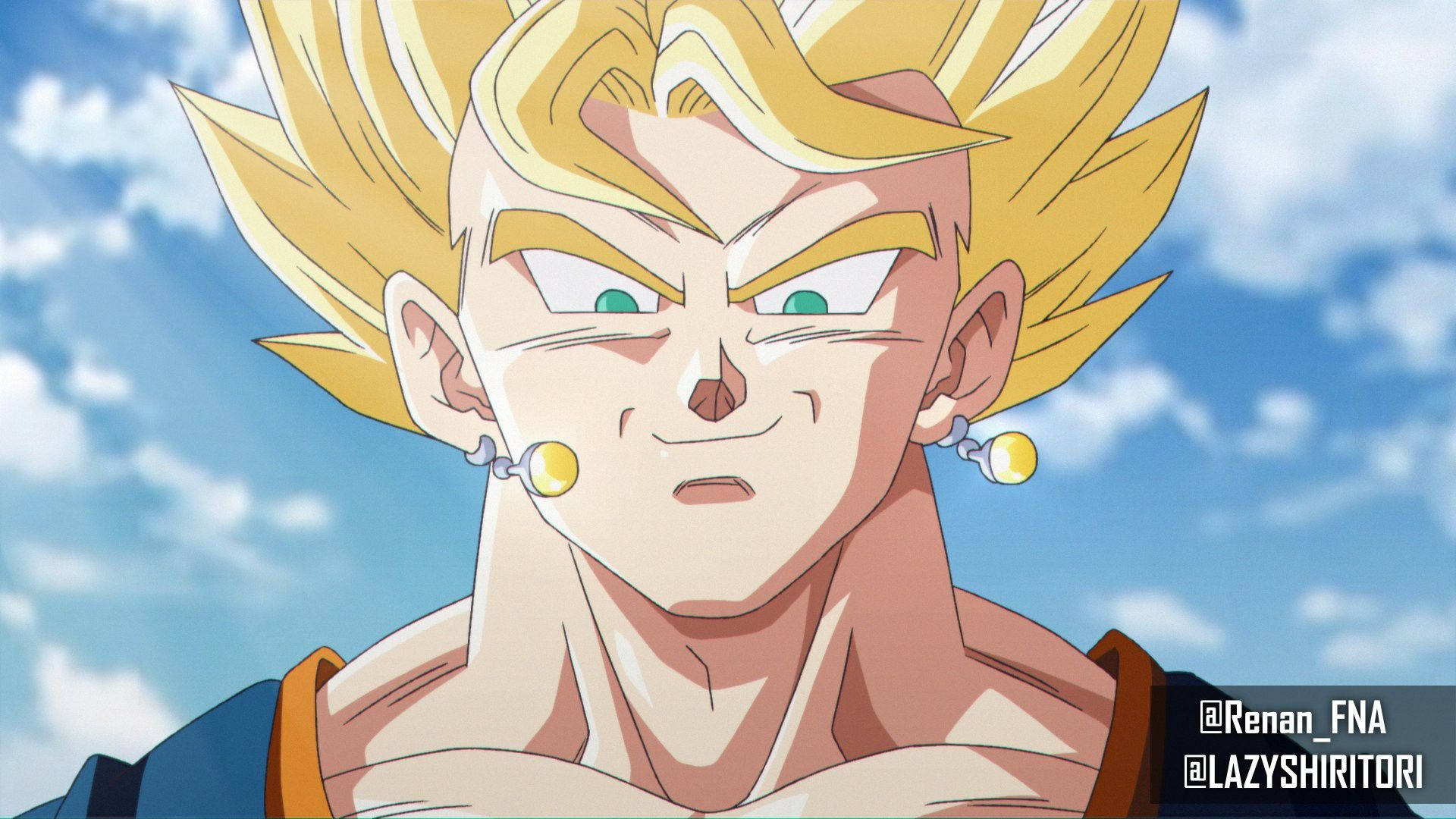 Pin By زعيم السايان غوكو On Vegito Dragon Ball Super Dragon Ball Anime