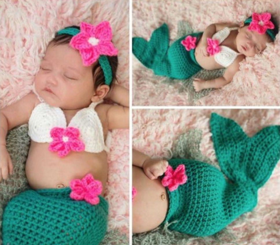 Crochet Mermaid Projects Lots Of Free Patterns