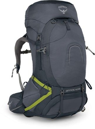 Photo of Osprey Atmos AG 65 Pack – Men's | REI Co-op
