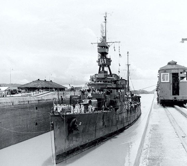 Cl10 uss concord omahaclass light cruiser