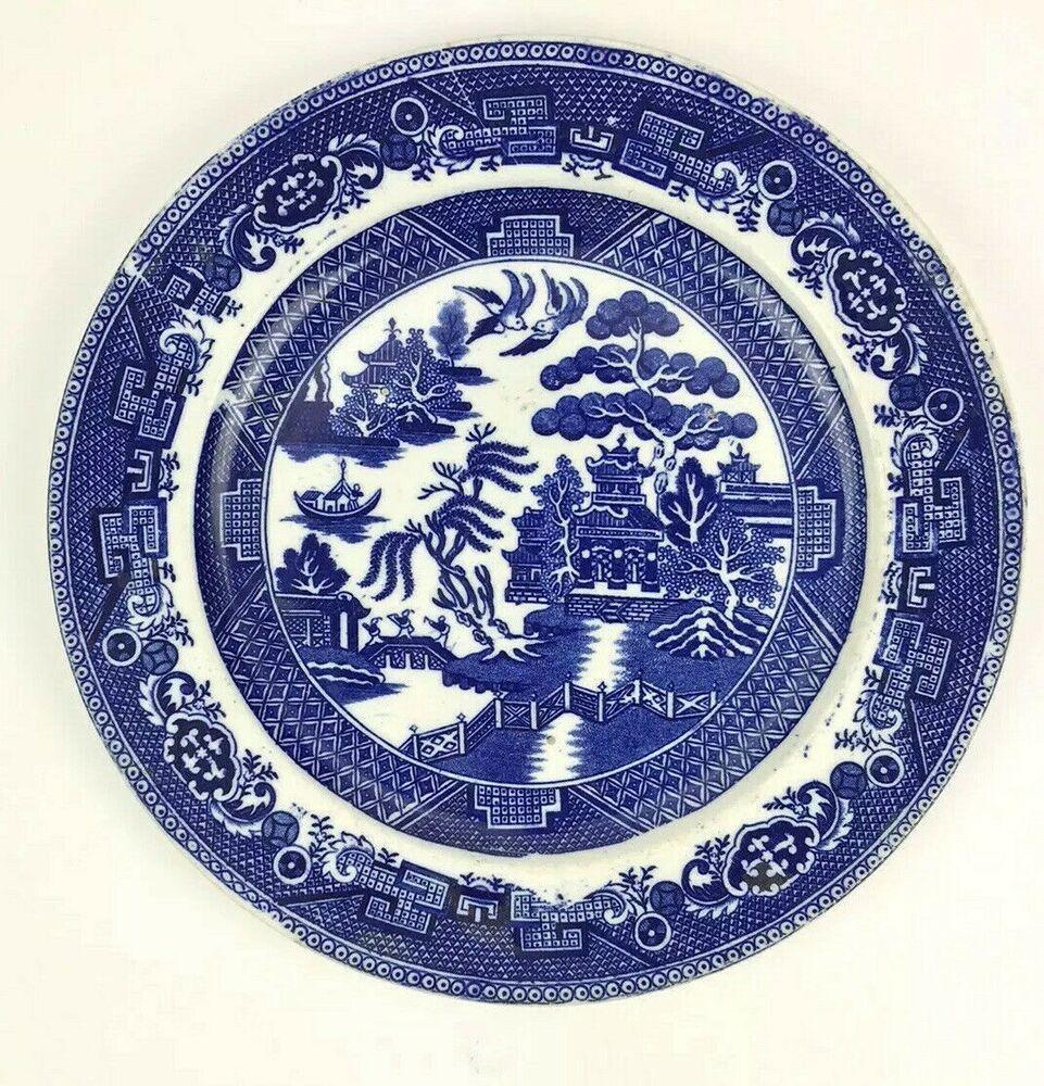 Churchill England Willow Platter