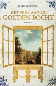 Het huis aan de gouden bocht - Jessie Burton - Amsterdam, 1686. Nella Oortman trouwt met een vooraanstaand VOC-koopman en gaat wonen aan de prestigieuze Herengracht. Als zij een manshoog poppenhuis krijgt, vinden er steeds meer vreemde gebeurtenissen plaats. https://www.hebban.nl/boeken/het-huis-aan-de-gouden-bocht-jessie-burton