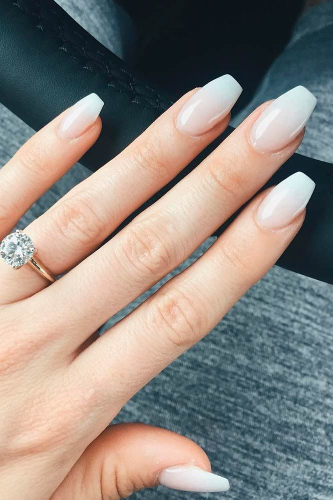 36 Exquisite Ideas Of Wedding Nails For Elegant Brides Hairmakeup