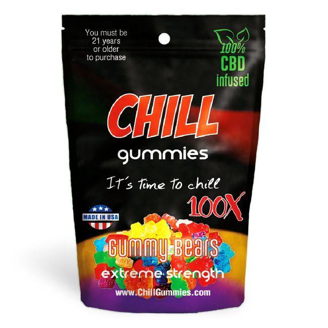 edible gummies cbd