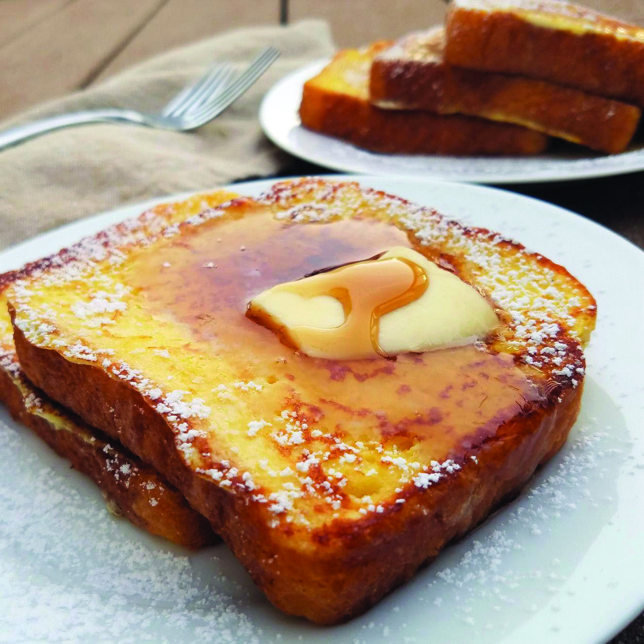 how to make french toast without vanilla
