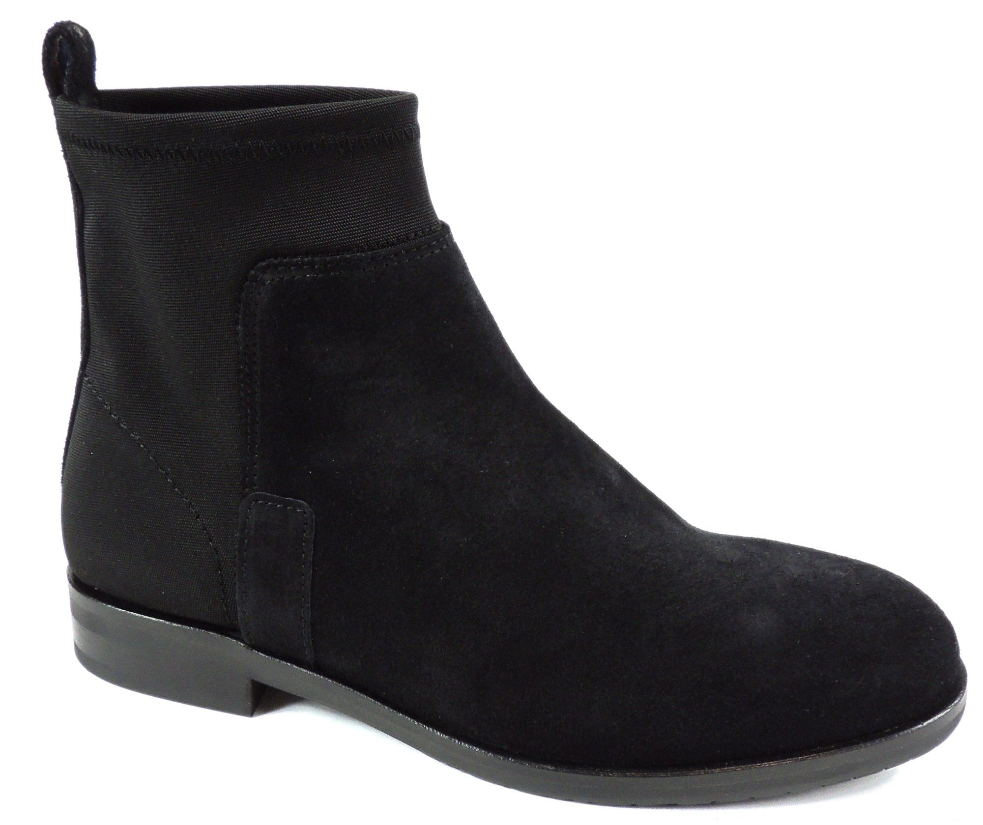 Czarne Botki Tommy Hilfiger Boots Chelsea Boots Tommy Hilfiger
