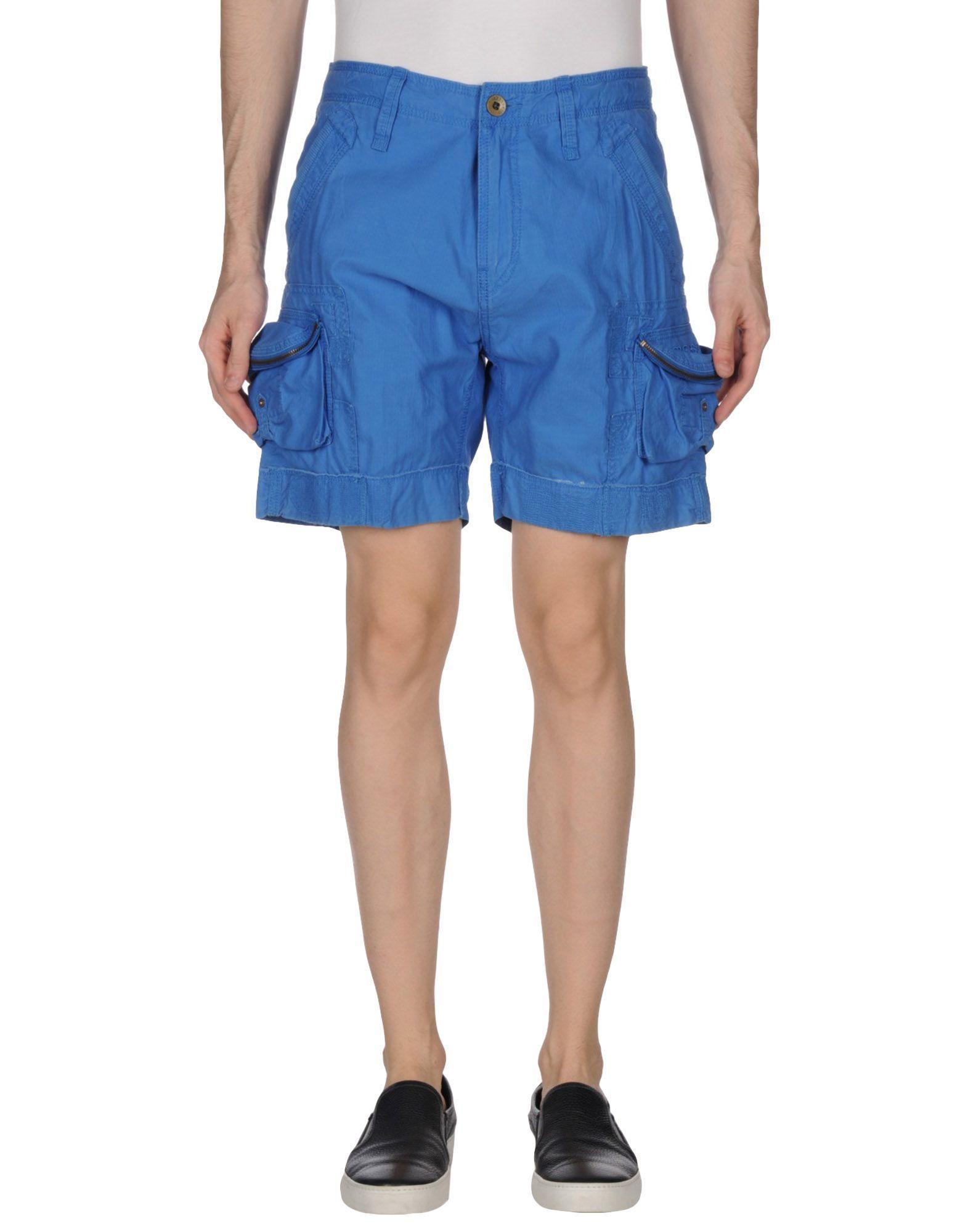 TROUSERS - Bermuda shorts Freesoul Shop Your Own GzpyC