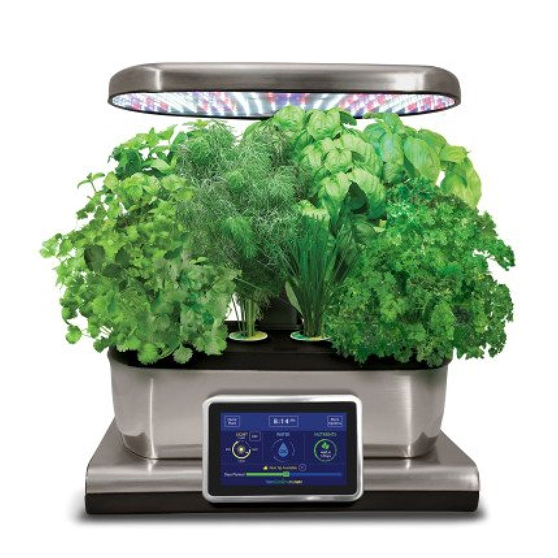 Aerogrow Aerogarden Harvest Touch With Gourmet Herbs Seed 400 x 300