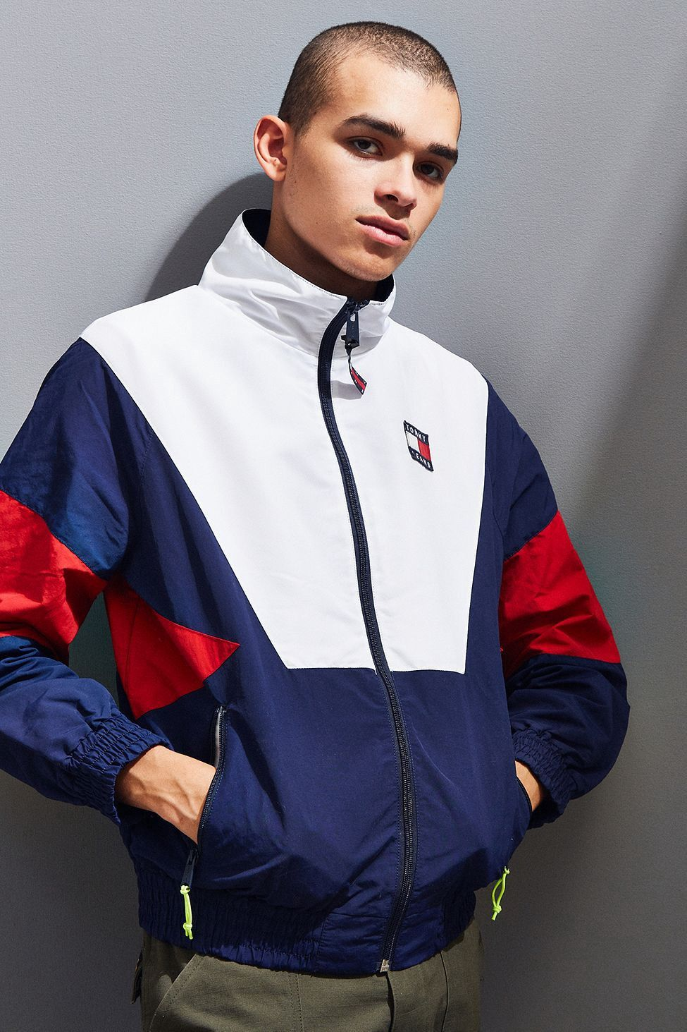 243ead3a Urban Outfitters Tommy Hilfiger '90S Track Jacket - M | Products ...