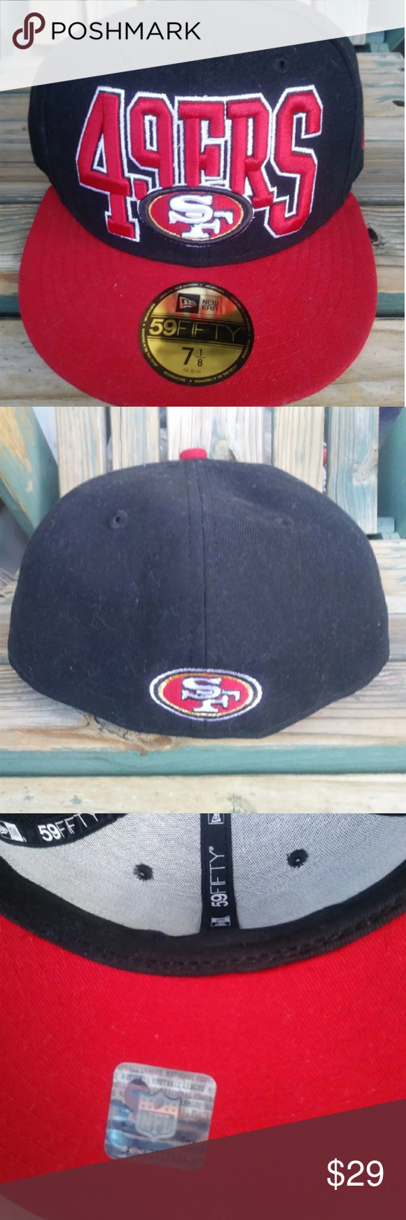 NFL San Francisco 49ers Hat Cap Brand new 22785b56e