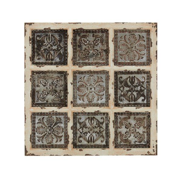 You Ll Love The Metal Wood Wall Plaque At Wayfair Great