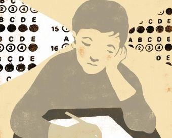 Interesting Article in the Chronicle: Stop Telling Students to Study for Exams