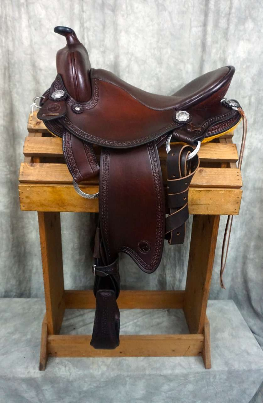 New Full Quarter Horse Fit Western Trail | Top quality