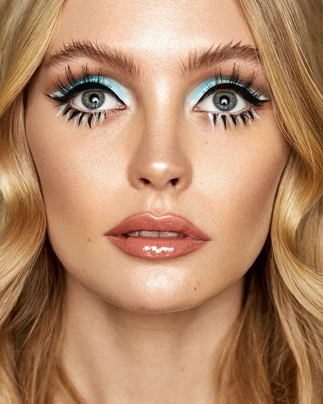 Pin By Ashleigh X On Vanity 70s Hair And Makeup 60s Makeup And