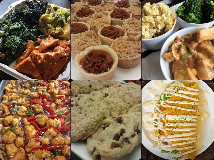 Nuvegan Cafe Dc Maryland Cafe Food Vegan Soul Food Soul Food