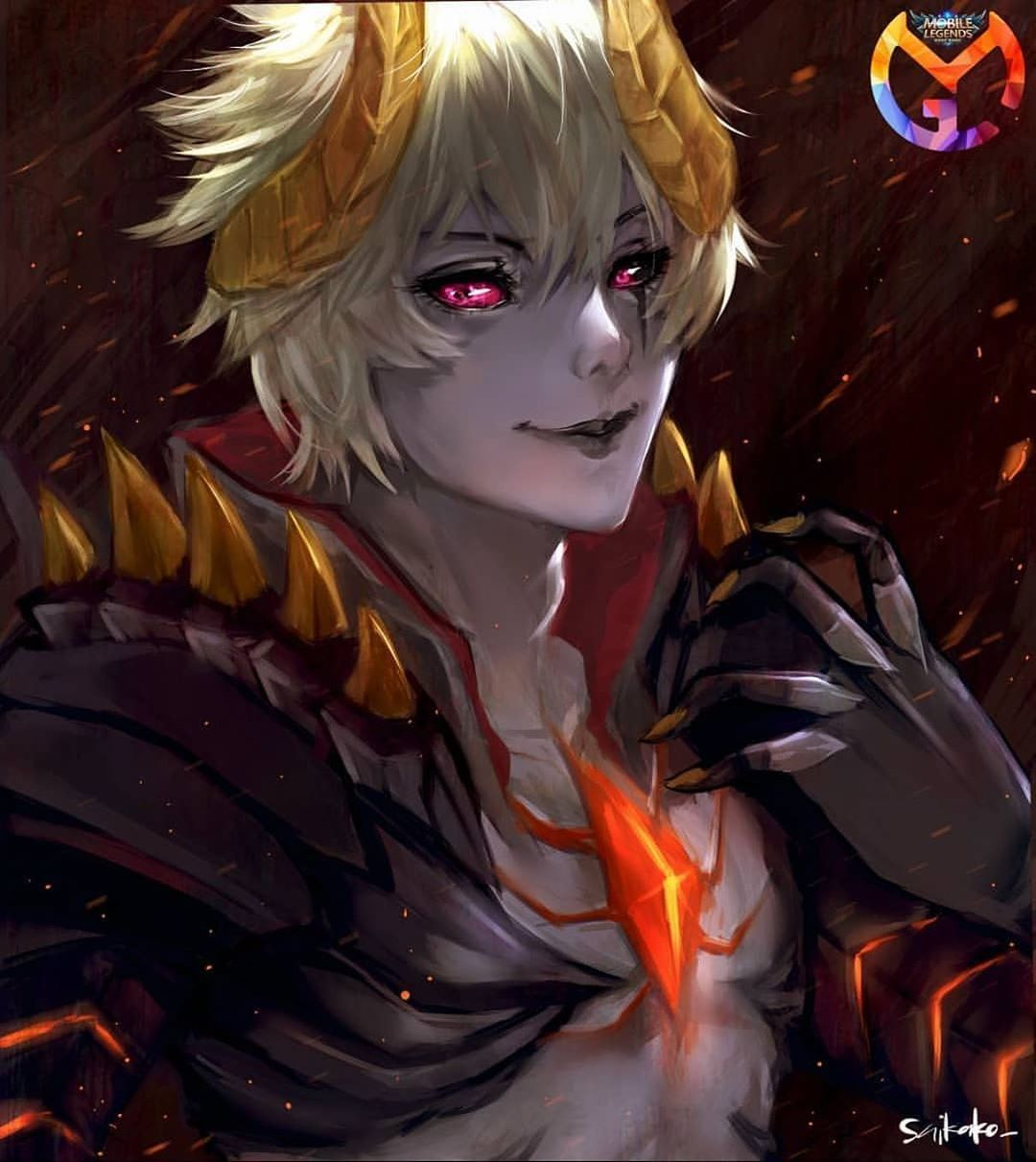 Pin by Cupcake on MOBILE LEGENDS in 2020 Alucard mobile