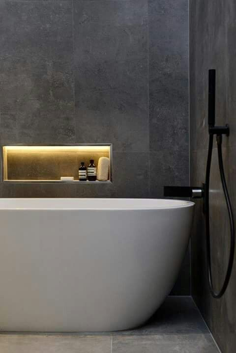 DESIGN BATHROOMS Pinterest Bath, Bathroom designs and Interiors - ideen für badezimmer fliesen