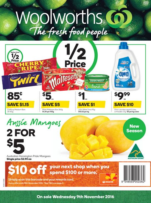 WOOLWORTHS SPECIALS PDF DOWNLOAD