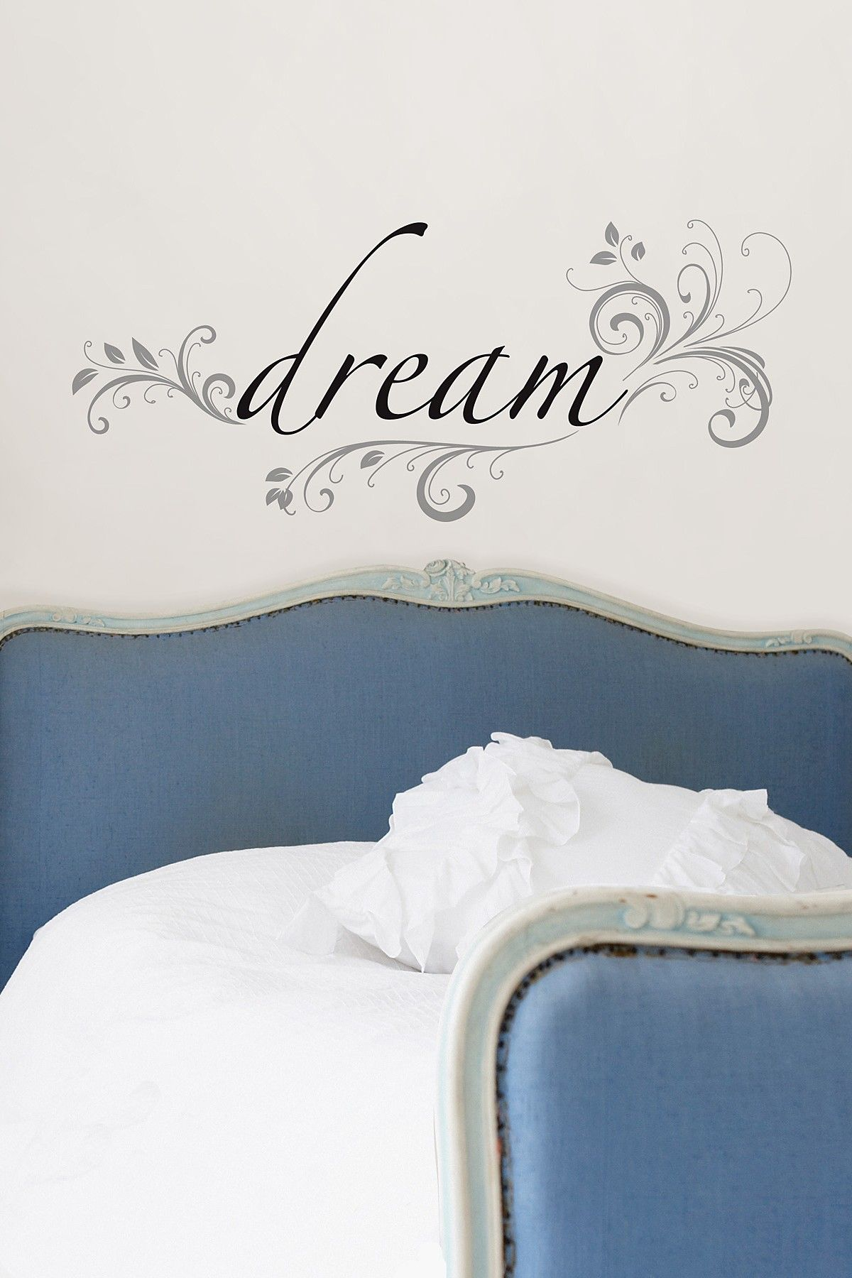 Dream wall decal dream home pinterest wall decals walls and