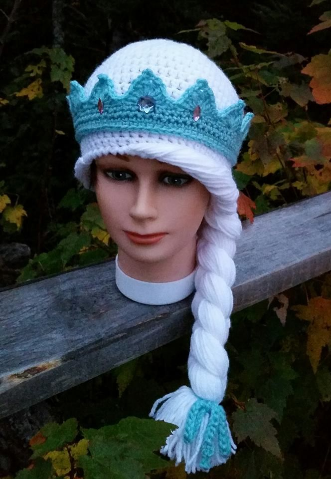 Free Princess Crown Crochet Pattern  23b82ce311a