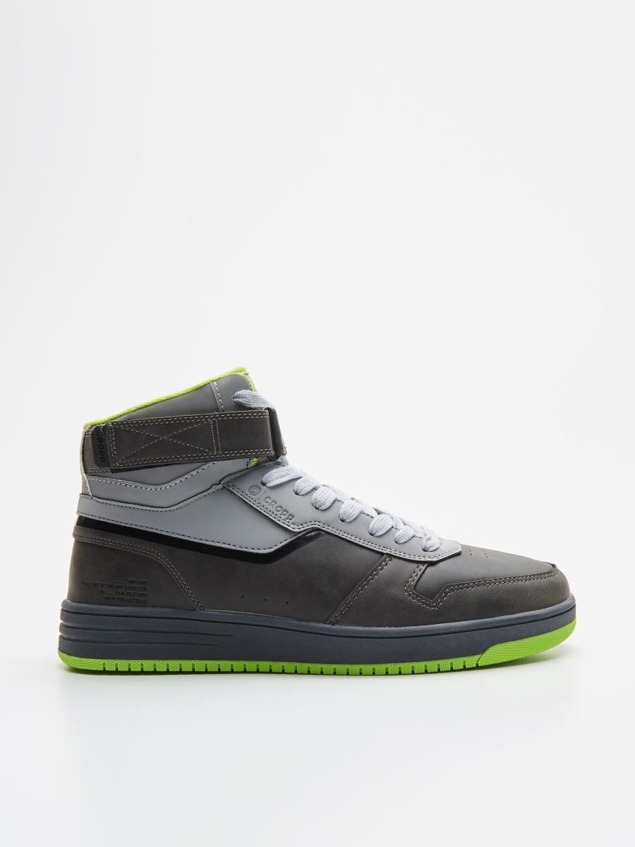 Wysokie Buty Sportowe Cropp Sneakers Footwear Shoes
