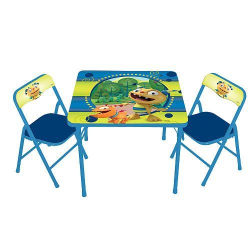 Disney Henry Hugglemonster Activity Table Set Table Settings Table Table Height