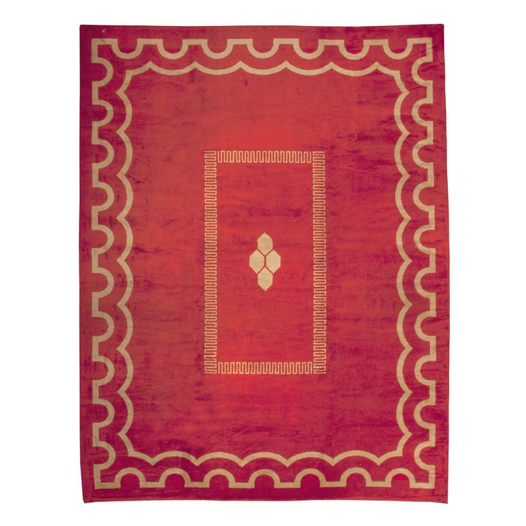 1stdibs - A French Art Deco Rug Designed By Jacques Adnet explore items from 1,700  global dealers at 1stdibs.com