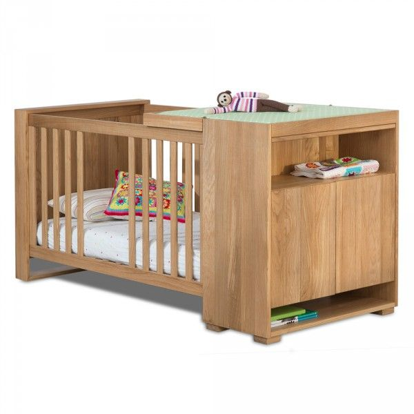 die besten 25 babybett mit wickelkommode ideen auf pinterest kinderzimmerfarben. Black Bedroom Furniture Sets. Home Design Ideas