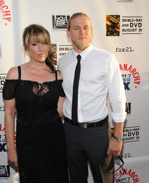 Charlie+Hunnam+Katey+Sagal+Premiere+FX+FOX http://fiftyshadesofgreyfanclub.com/charlie-hunnam-playing-the-role-of-christian-grey/
