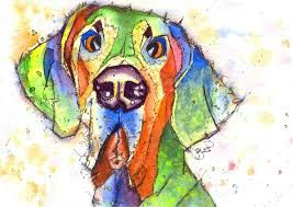 A Breed Apart Great Dane Dog Paintings Dog Art Painting