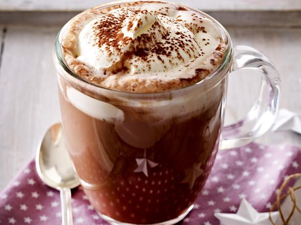 Heiße Getränke für die Adventszeit | Kaffee, Latte and Smoothies
