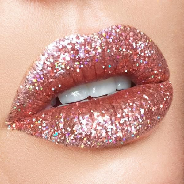 Photo of Futuristic nude & Miami Nights Glitter lips Collection